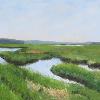 Scarborough Marsh West - Stephanie Berry
