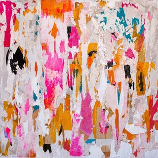Abstract Discoveery - Anyes Galleani