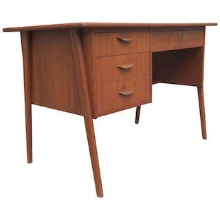 Midcentury Danish Teak Desk