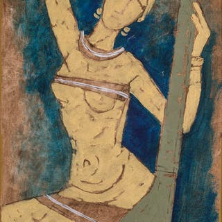Untitled - Maqbool Fida Husain