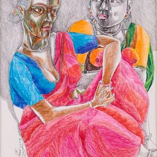 Untitled - K. Laxma Goud