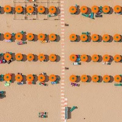 Aerial Views, Adria 18 - Bernhard Lang