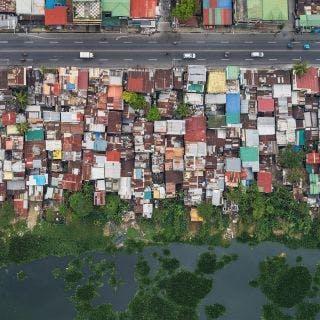 Aerial Views, Manila 03 - Bernhard Lang