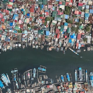 Aerial Views, Manila 05 - Bernhard Lang