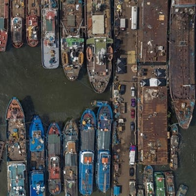 Aerial Views, Manila 06 - Bernhard Lang