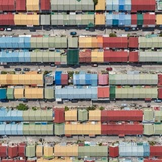 Aerial Views, Manila 07 - Bernhard Lang