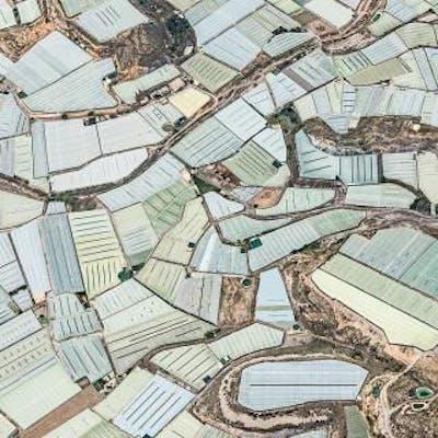 Aerial Views, Mar Del Plastico 03 - Bernhard Lang