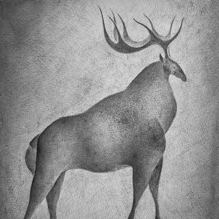 Deer IV - Pierre Yermia