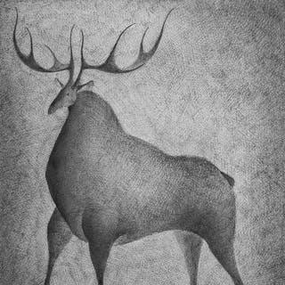 Deer VI - Pierre Yermia