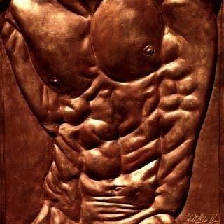Torso of Hercules - Walter Peter Brenner