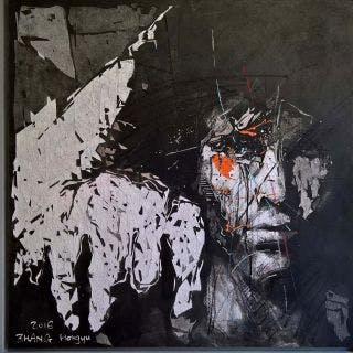 Tribute to Artists 2 - Hongyu Zhang