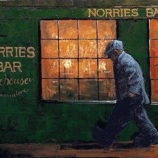 Norries Bar - Alexander Millar