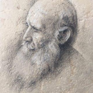 Bearded Man - Aris Raissis
