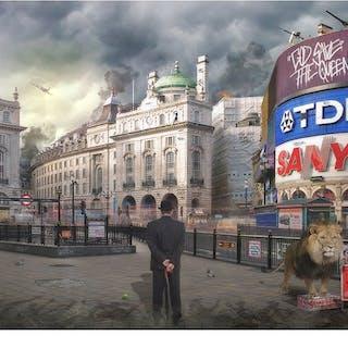Piccadilly, 2018 - JJ Adams
