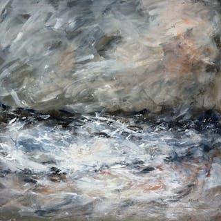 Abstract Seascape (041), 2017 - Andrea Scott