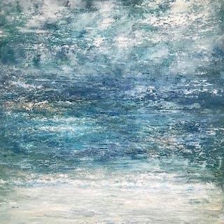 Blue Horizons, 2019 - Andrea Scott