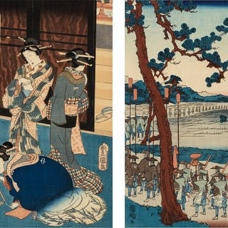 JAPON, XIXe siècle