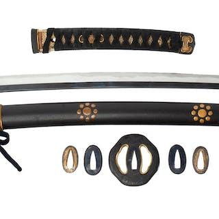 JAPON, Période Nanbokucho, XIVe siècle