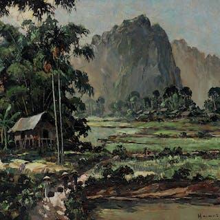 HENRI MEGE (1904-1984)