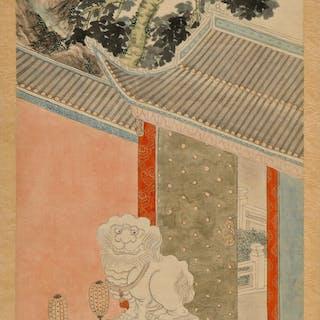 *CHINE, XXème siècle