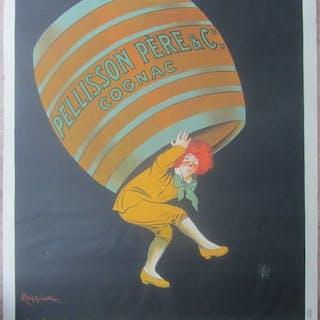 Leonetto Cappiello - Cognac Pellisson - 1907