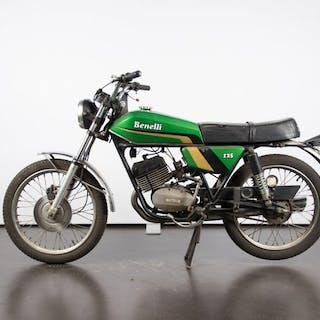 Benelli - 5V Turismo - NO RESERVE - 125 cc - 1981