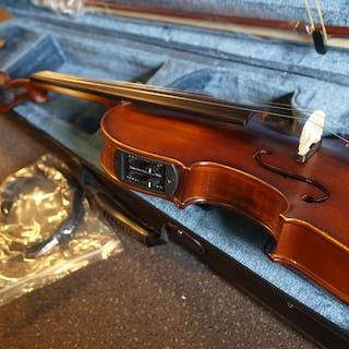 ChS - electro-akoestische viool 4/4 - Violin