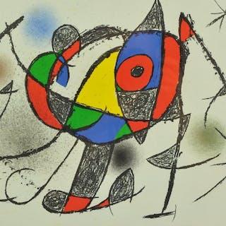 Joan Miró - Peintures, gouaches, dessins