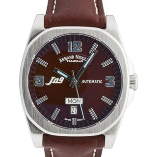 Armand Nicolet - J09 Day&Date Automatic...