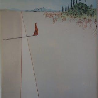 Salvador Dali- Grand Départ