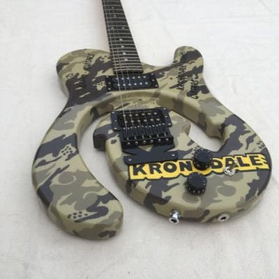 autre - Kronodale Recycled G - Guitare électrique - France - 2009