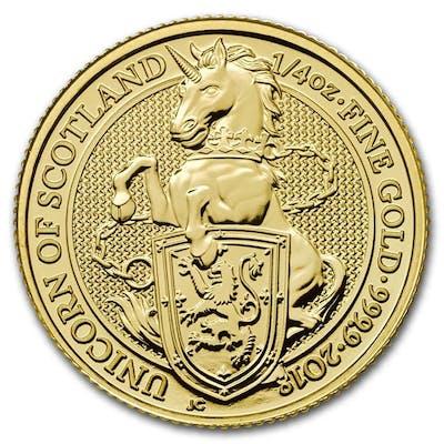Vereinigtes Königreich - 25 Pounds 2018 Queens Beasts...