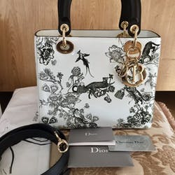 Lady DIOR - Several dozen pieces in the world - Bag 04705169749b4