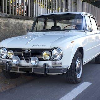 Alfa Romeo - Giulia Super 1.6 Biscione - 1969