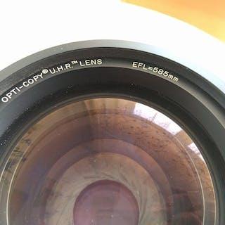 Opty-copy U.H.R.585mm F1:7.0Large Barrel Style U.H.R....