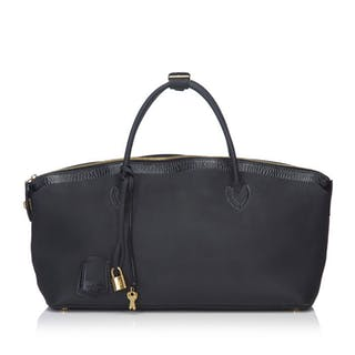 Louis Vuitton - Cuir Obsession Lockit East-West 6686b9600d1