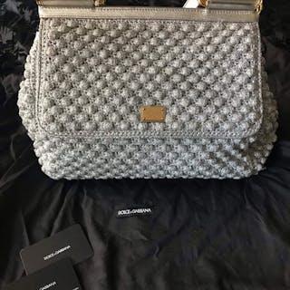 Dolce   Gabbana - Miss Sicily Handbag – Current sales – Barnebys.com 7858be9db7701