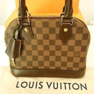 Louis Vuitton -Alma BB Damier EbeneHandbag – Current sales ... 112409c1007