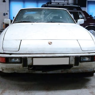 Porsche - 924 - 1985