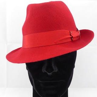 3bf55bf4c59 Borsalino - 1857 Fedora autunno-inverno Hat – Current sales – Barnebys.com