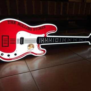 Rolling Stones -  The Rolling Stones Lamp decorative...