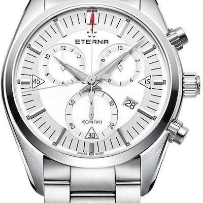 Eterna - Kontiki Quartz Chronograph - 1250.41.11.0217 - Herren - 2011-heute