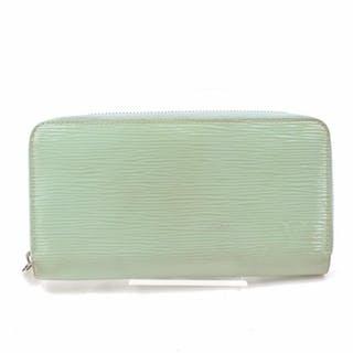 45666111422d Louis Vuitton - Zippy green électric Wallet – Current sales – Barnebys.com