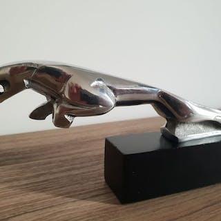 Dekoratives Objekt - Jaguar Briefbeschwerer - 1990