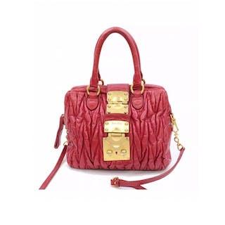 200d0068282 Miu MIu Handbag – Current sales – Barnebys.com