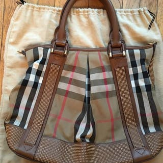 Burberry - Tote Crossbody bag – Current sales – Barnebys.com 397af14f1be04
