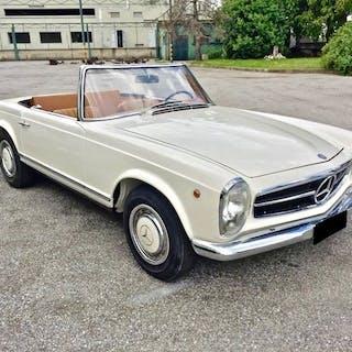 Mercedes-Benz - 250 SL (W113) - 1967