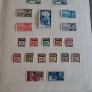 Anciennes colonies Françaises - Collection avancée de timbres