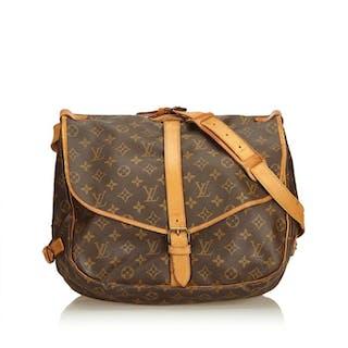 Louis Vuitton - Monogram Saumur 35 – Current sales – Barnebys.com 3f83852199663