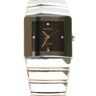 Rado - Sintra Ceramic Gold and Platinum Plated - R13432752 - Unisex - 2018